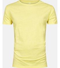 cliff t-shirt - citrongul