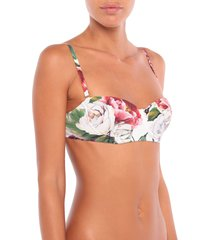 dolce & gabbana bikini tops