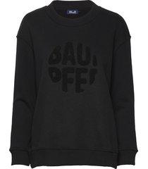 jaala sweat-shirt trui zwart baum und pferdgarten