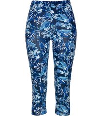 leggings a pinocchietto (blu) - bpc selection