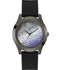 reloj guess mujer crush/w1223l4 - negro
