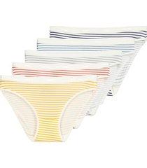 slips dim sl pockets coton stretch x 5