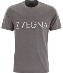z zegna logo t-shirt