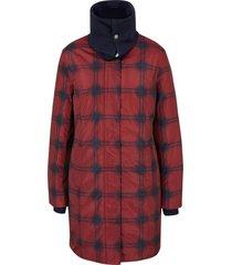 giacca con dettagli a costine (rosso) - bpc bonprix collection