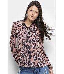 calça feminino camisa manga longa-502ca000487