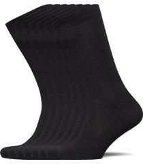 rr, bamboo 7-pack sock travel underwear socks regular socks svart resteröds