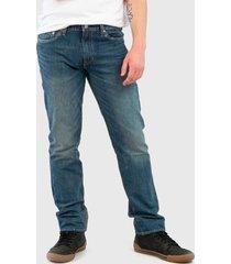 jeans levis 511 slim cioccolato cool azul - calce regular