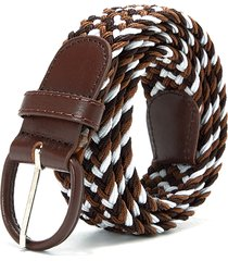 cintura elastica selvatica selvatica selvatica cintura casual in lega fibbia cinghia cintura