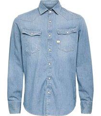 raw 3301 slim shirt
