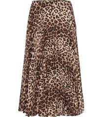 cello skirt knälång kjol brun second female