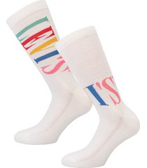 regular cut tall 2 pack sports socks