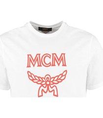 cotton crew-neck t-shirt