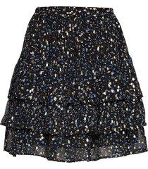 nist kort kjol svart stella nova