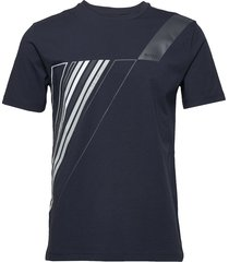 tee tr 2 t-shirts short-sleeved blå boss