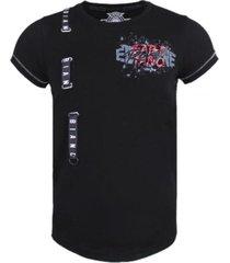 gabbiano zwart t-shirt 7411