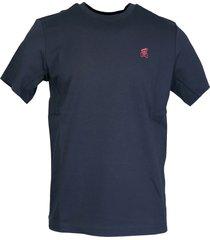 hogan cotton logo t-shirt
