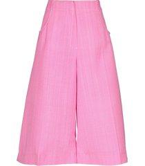 jacquemus 3/4-length shorts