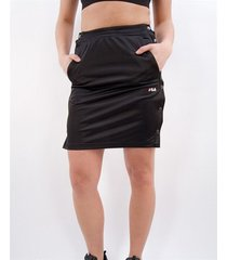 rok fila women jenna buttoned track skirt