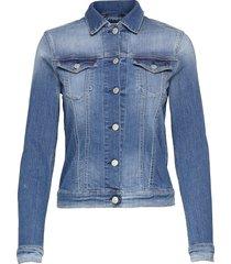 skirt jeansjacka denimjacka blå replay