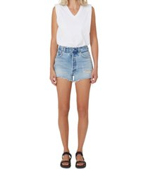 citizens of humanity kaia high-rise shorts