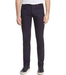 men's kato the pen slim fit jeans, size 33 x 34 - black