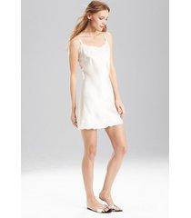 natori lolita chemise, women's, 100% silk, size l