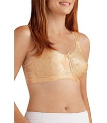 women's amoena ella floral jacquard soft cup bra