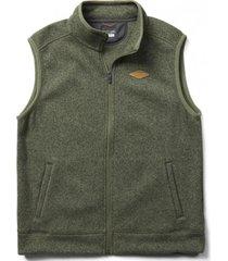 polar hombre sweater wthr vest verde merrell