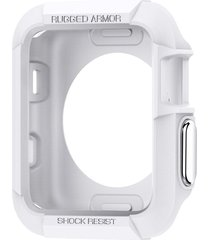estuche protector spigen rugged armor apple watch 1 2 3 42mm