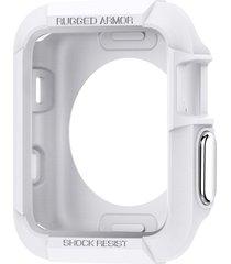 estuche protector spigen rugged armor apple watch 1 2 3 42mm