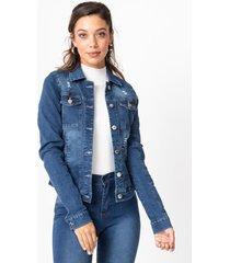 campera azul her jeans