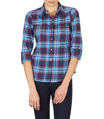 overhemd vero moda mew ls shirt tn wall
