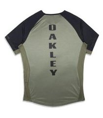camiseta ciclismo mtb ss tech tee oakley masculina