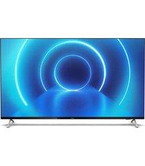 "smart tv philips 70"", 4k ultra hd led 70pug7625/78, wi-fi integrado"