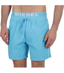 diesel zwembroek dolphin blue