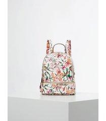 plecak w kwiaty model queenie