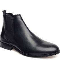 cast classic derby shoe shoes chelsea boots svart royal republiq
