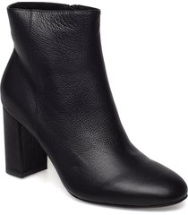 maddie l shoes boots ankle boots ankle boot - heel svart shoe the bear
