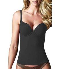 cinta modeladora camisete bojo copa compressão feminina vi lingerie - feminino