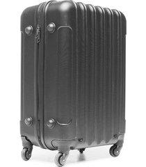maleta viaje pequeña negra color negro, talla uni