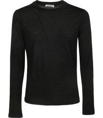 jil sander classic sweater