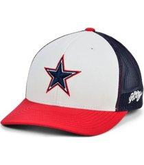 hooey dallas cowboys hooey basalt adjustable cap