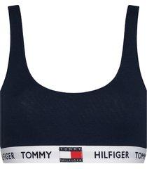 tommy hilfiger bralette - navy