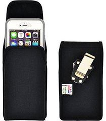 iphone 6s plus vertical belt clip case for otterbox defender case, turtleback ip