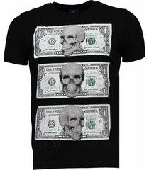 beter have my money - rhinestone t-shirt