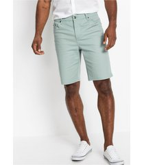 classic fit stretch bermuda