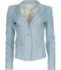 klassieke stretch blazer nicole  blauw