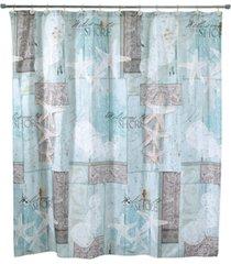 avanti beachcomber shower curtain bedding