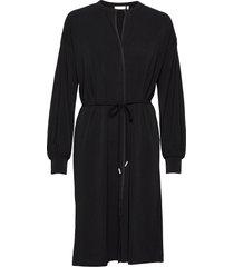 oritiw shirt dress jurk knielengte zwart inwear