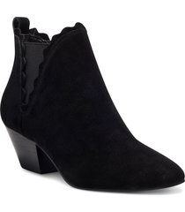 women's sole society candrah bootie, size 11 m - black